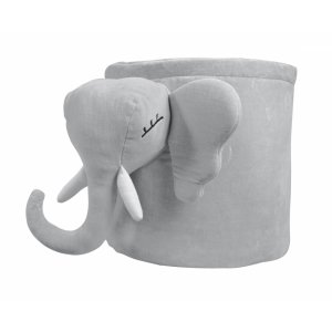 Basket elephant
