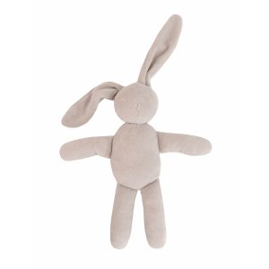 Decorative bunny Golden Sand with a rattle
