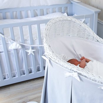 Exceptional baby crib