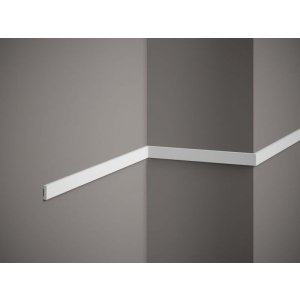 Wall trim moulding modern 2 cm