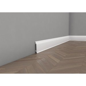 Floor lacquered moulding 8,3 cm