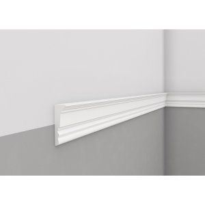 Wall trim moulding 9 cm