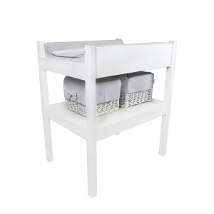Changing table with Pure Grey equipment