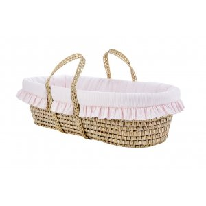 Golden Chic Moses' basket