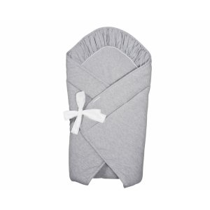 Newborn grey sleeping bag