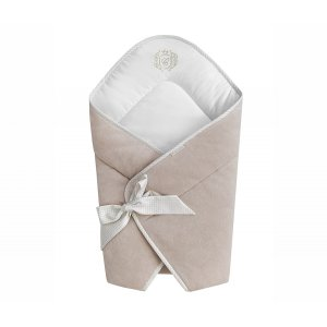 Newborn sleeping bag Golden Sand