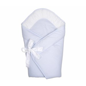 Newborn sleeping bag azure