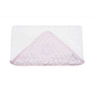 Towel Baby Pink with emblem