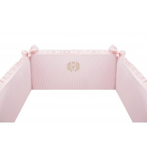 Golden Chic cot bumper