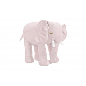 Decorative baby pink elephant