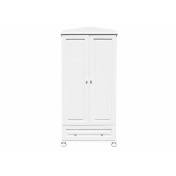 two door wardrobe romantic line