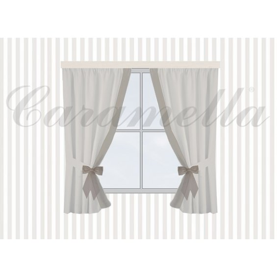 curtains with cuff